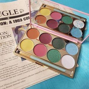 Besame Peter Pan Mermaid Lagoon EyeShadow Palette